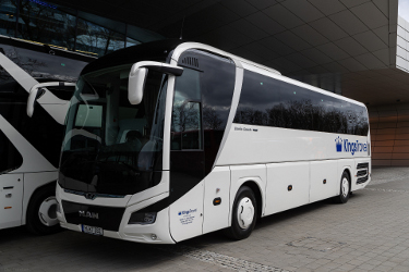 MAN R07 Lion`s Coach - Doppeldecker